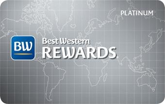 Best Western Rewards Platinum Status