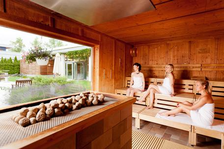 Best Western Hotels Central Europe Sauna Varianten